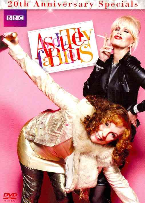 ABSOLUTELY FABULOUS:20TH ANNIVERSARY BY ABSOLUTELY FABULOUS (DVD)