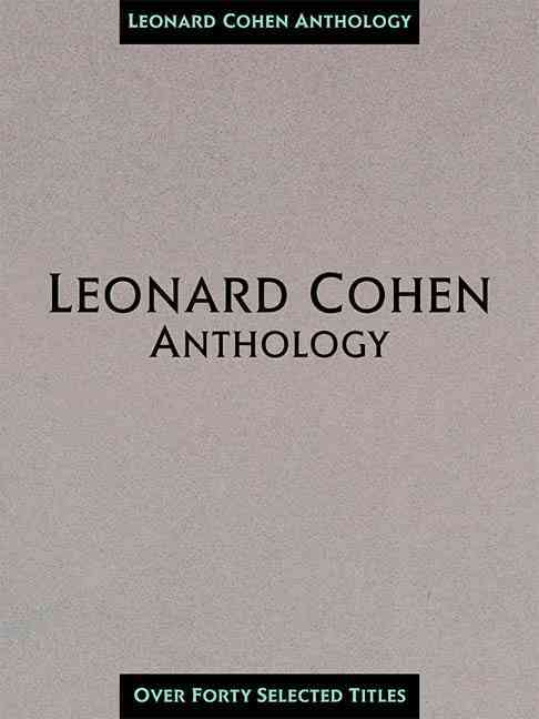 Leonard Cohen Anthology By Cohen, Leonard (CRT)