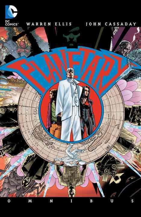 The Planetary Omnibus By Ellis, Warren